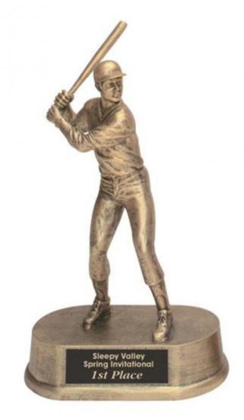 9 Inch Baseball Trophy