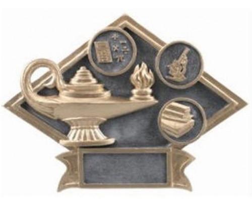 Lamp of Knowledge Diamond Trophy