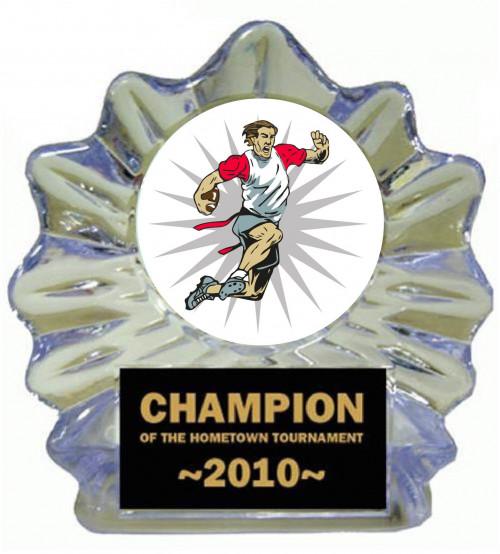 Flag Football Ice Flame Award