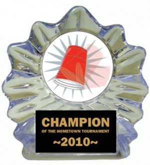 Flip Cup  Flame Ice Award