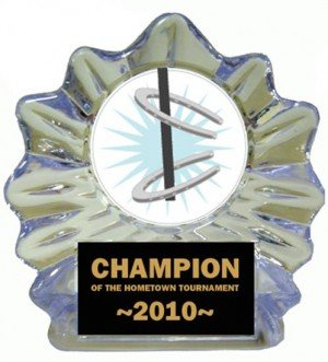 Horseshoe Ice Flame Award