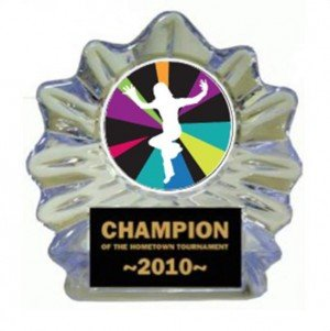 Just Dance Wii Ice Flame Award