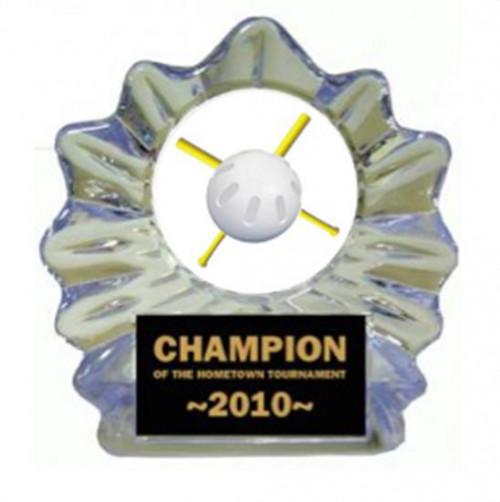 Wiffle Ball Ice Flame Award