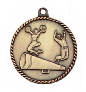 Cheerleading Medal