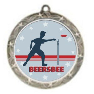 Beersbee Shooting Star Medal