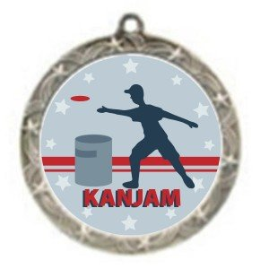 Kanjam Shooting Star Medal