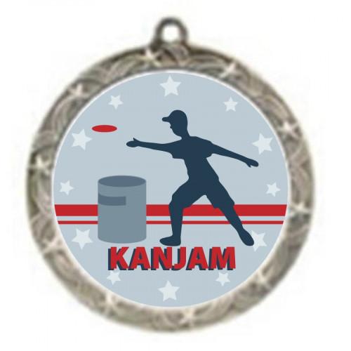 Kanjam Shooting Star Medal