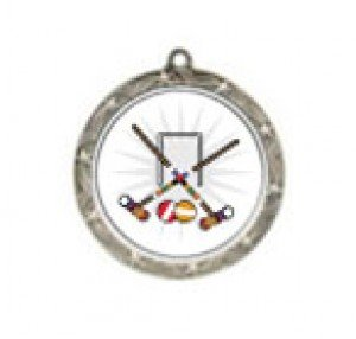 Croquet Shooting Star Neck Medal
