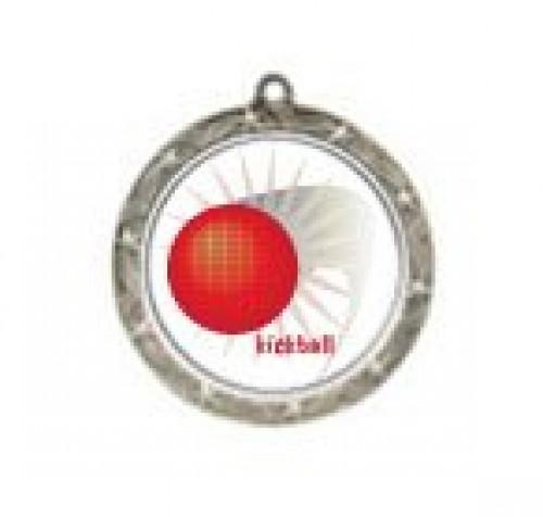 Kickball Shooting Star Neck Medal