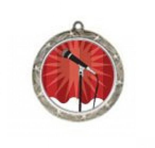Karaoke Shooting Star Neck Medal