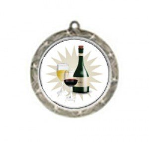 Shooting Star Wine Tasting Neck Medal