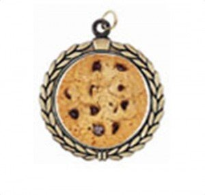 Cookie Neck Medal