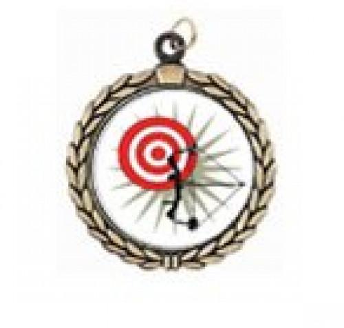 Victory Archery Neck Medal