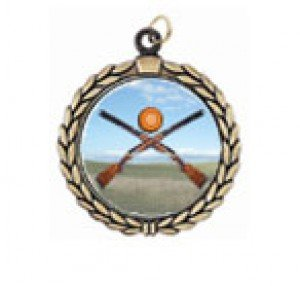 Victory Sporting Clays Neck Medal
