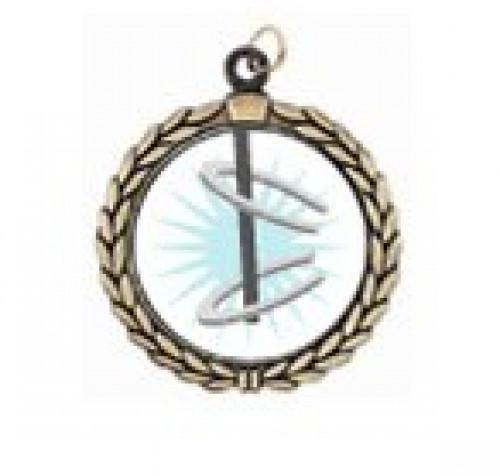 Victory Horseshoe Neck Medal