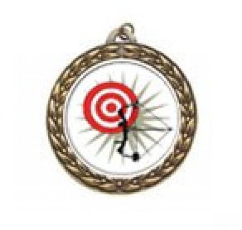Vintage Archery Neck Medal