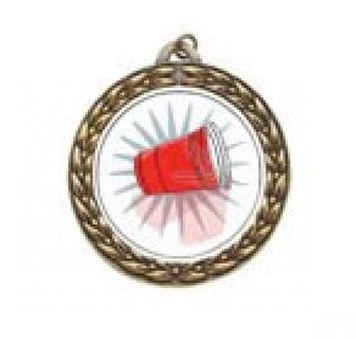 Flip Cup Vintage Neck Medal