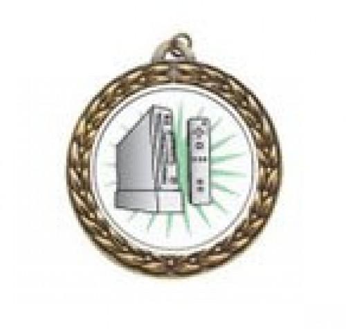 Wii Vintage Neck Medal