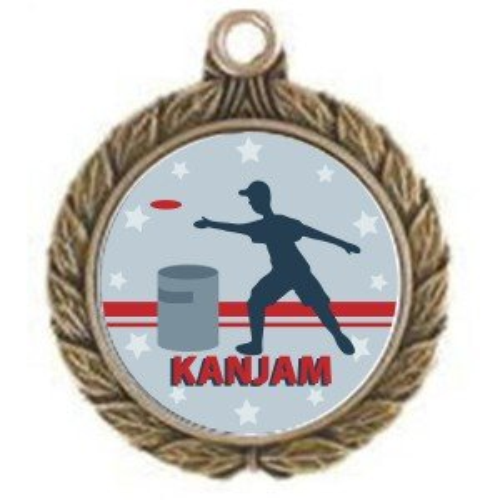 Kanjam Victorious Medal
