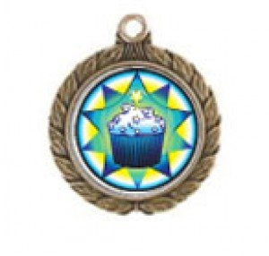 Victorious Cupcake Neck Medal