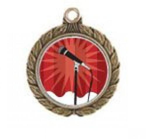Karaoke Victorious Neck Medal
