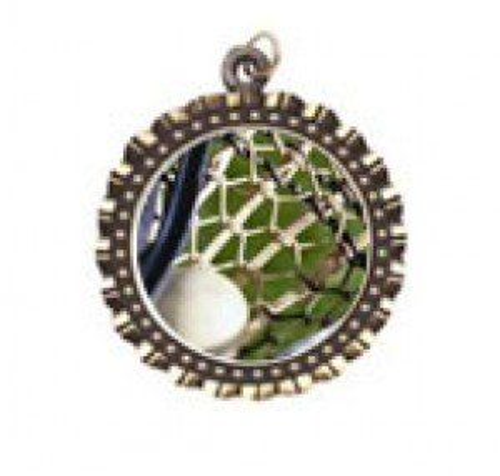 Lacrosse Neck Medal