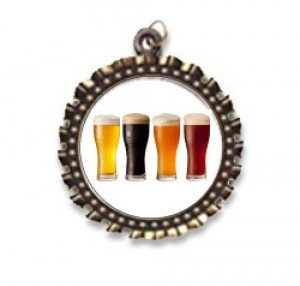 Beer Tasting Neck Medal