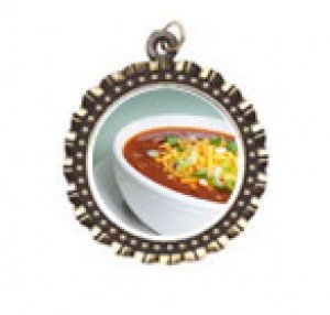 Chili Bowl Cook Off Neck Medal