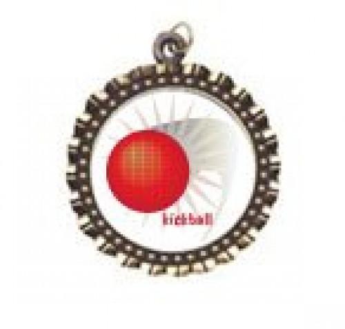 Kickball Neck Medal