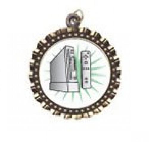 Wii Neck Medal