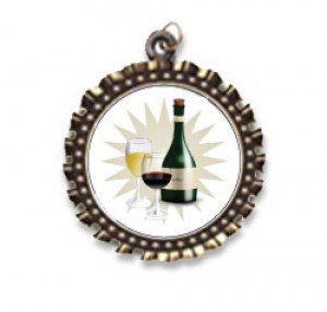 Wine Tasting Neck Medal