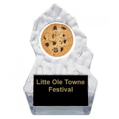 Lightning Sculpted Cookie Bake Off Trophy