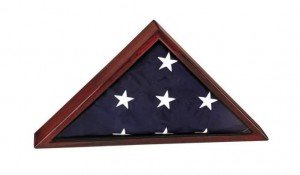 Flag Display Case 6 x 9 1/2