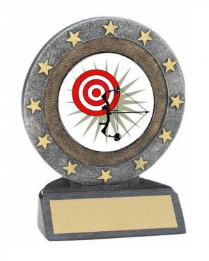 Archery Resin Trophy