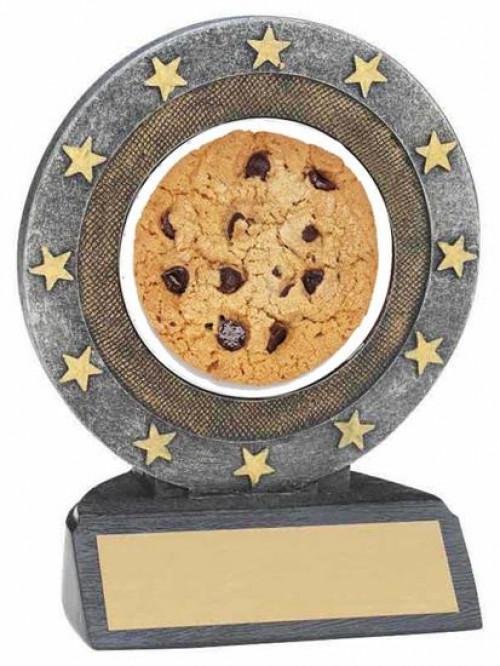 Cookie Bake Off Resin Trophy