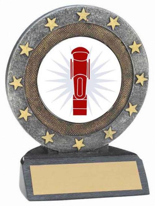Foosball Resin Trophy