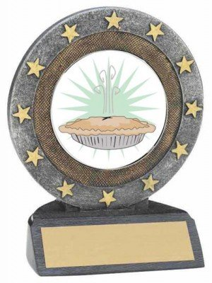 Pie Bake Off Resin Trophy