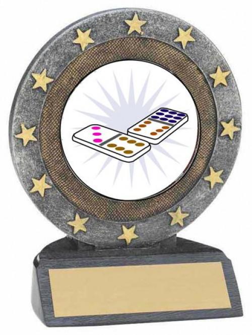 Domino Resin Trophy