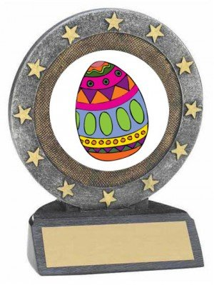 Easter Resin Trophy