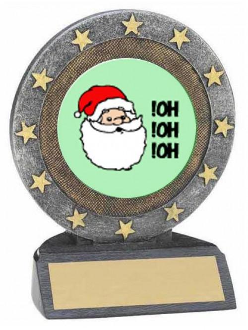 Santa Resin Trophy