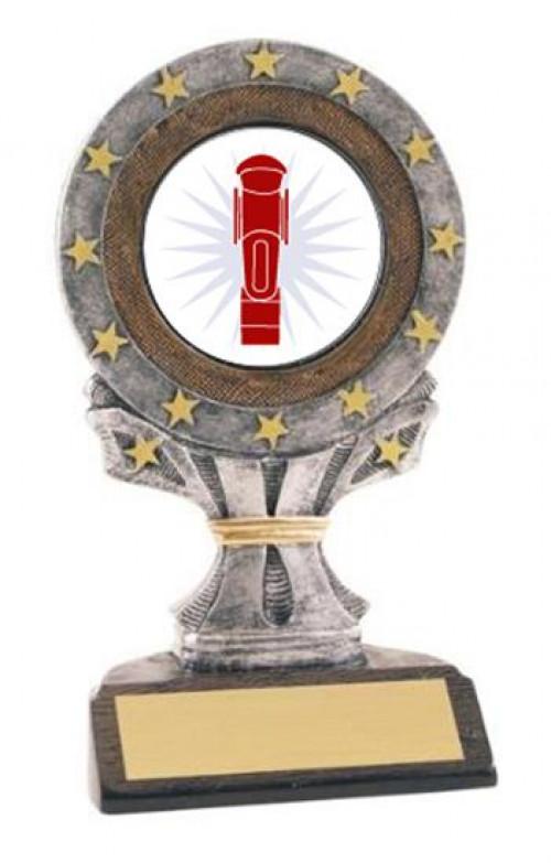 All Star Resin Foosball Trophy