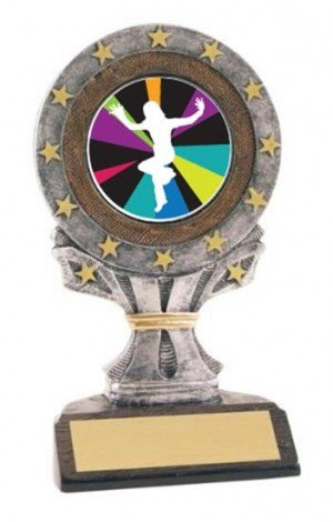 Just Dance Wii All Star Resin Trophy