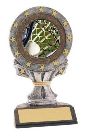 Lacrosse All Star Resin Trophy