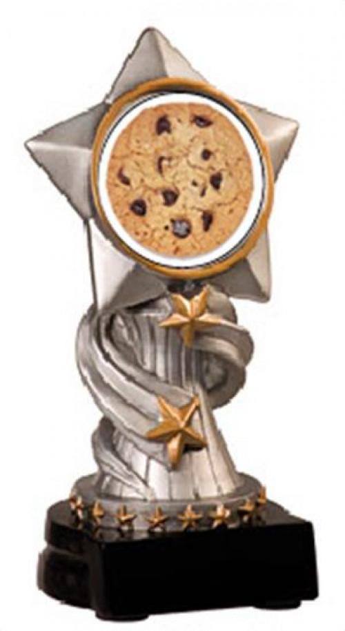Cookie Bake Off Encore Resin Trophy