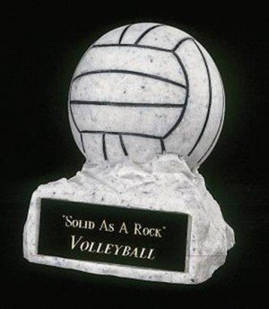 Volleyball 4 Inch Trophy
