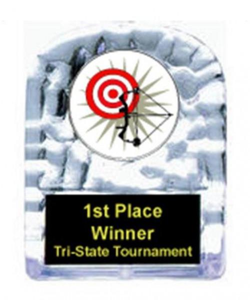 Archery Cracked Ice Award