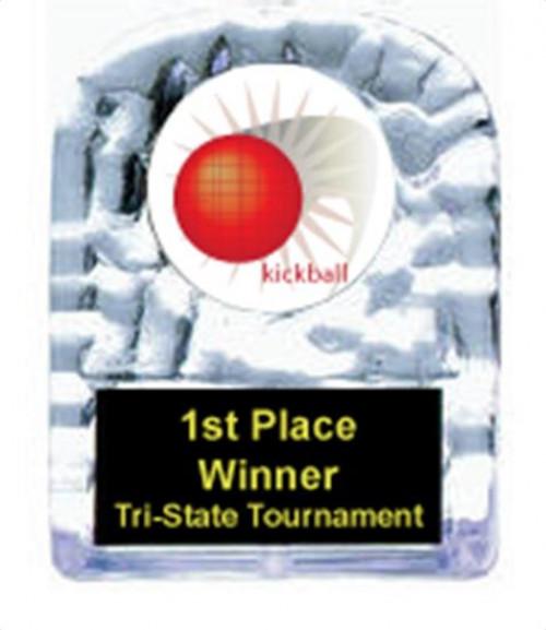 Kickball Cracked Ice Award