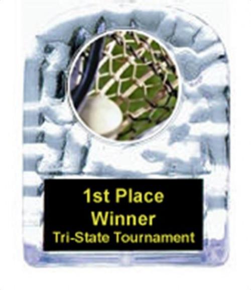 Lacrosse Cracked Ice Award