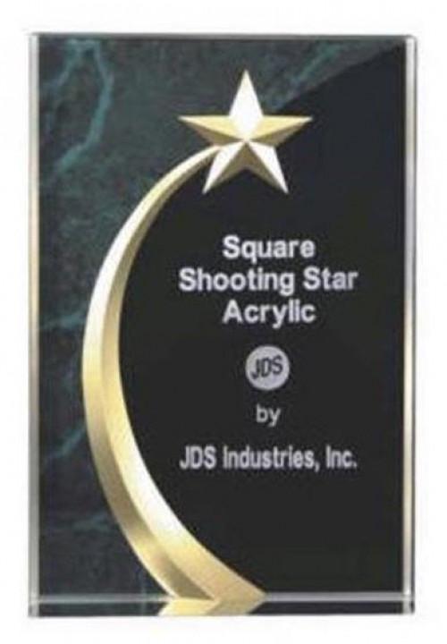 Acrylic Shooting Star Award