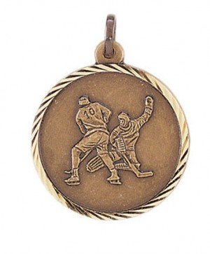 Hockey Sunray Medal